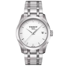 OROLOGIO TISSOT COUTURIER - T0352101101100