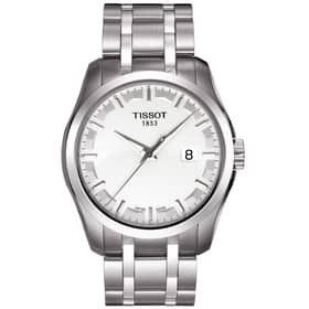 OROLOGIO TISSOT COUTURIER - T0354101103100