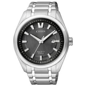 Orologio CITIZEN CITIZEN SUPERTITANIUM - AW1240-57E