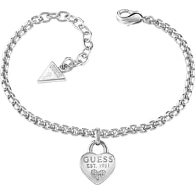 BRACCIALE GUESS ALL ABOUT SHINE - UBB82104-S