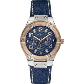 OROLOGIO GUESS JET SETTER - W0289L1