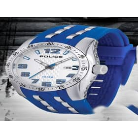 OROLOGIO POLICE TOPGEAR - PL-12557JS/04A